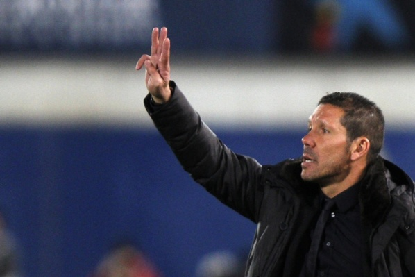Simeone: We have not yet qualified for the finals