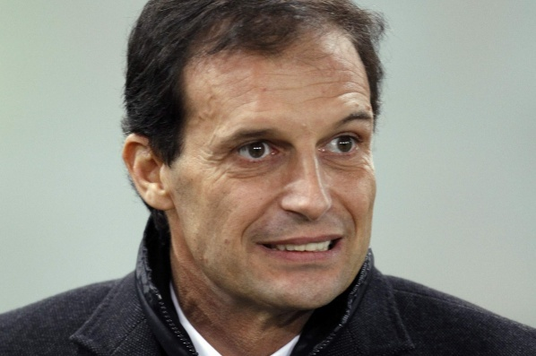 Allegri: The interest of Roma is nice to me, I am happy in Milan