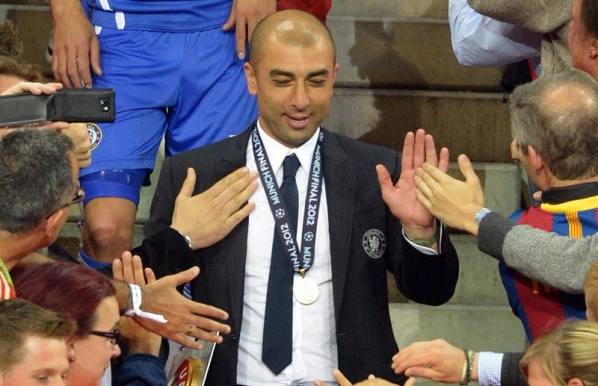 Di Matteo option for Schalke 04