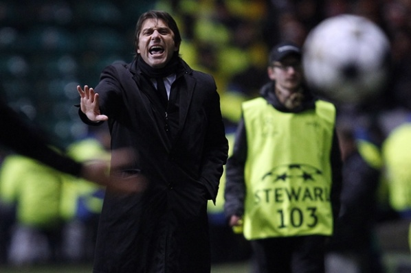 Conte: Celtic players exceeded their own, but we just waited for them