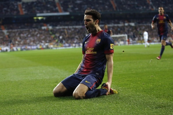 Fabregas: I want to finish my career at Barcelona