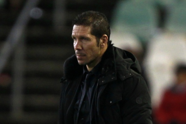 Diego Simeone could lead Inter