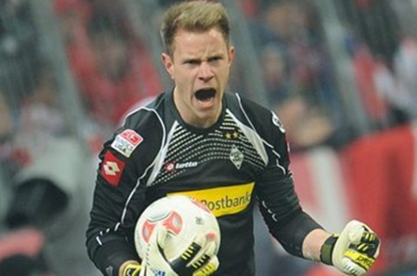 Barcelona took a German national to replace Victor Valdes