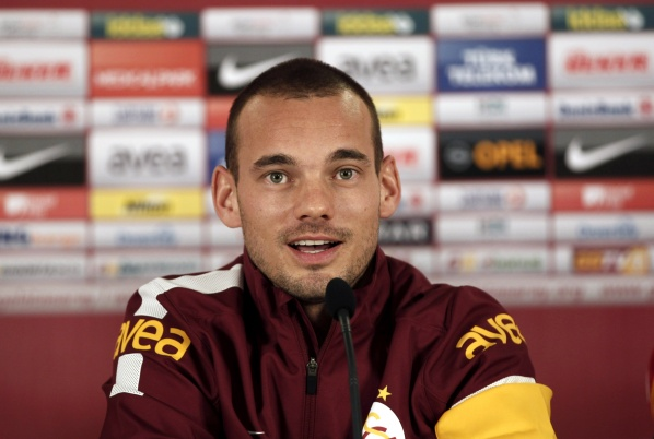 Sneijder: Inter reject offer from 20 million from United for me