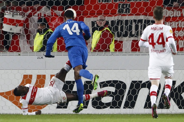 The misfortune of Stuttgart continues, failed to beat and Genk