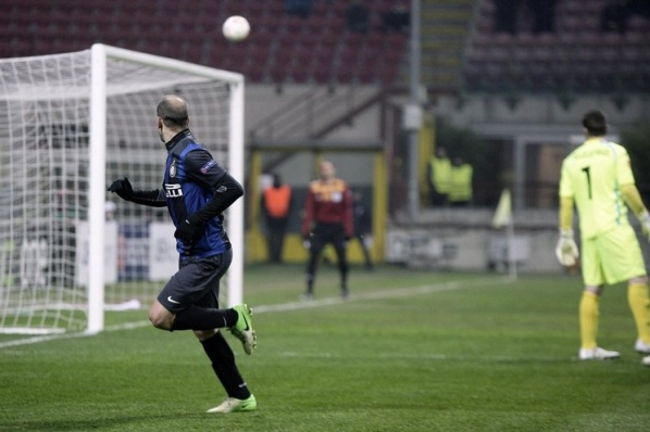 Inter with pure success against Cluj, alarming injury pulled Milito out