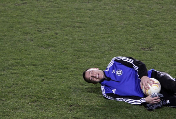 John Terry: I'll fight for my place in the team, I will not beg Benitez