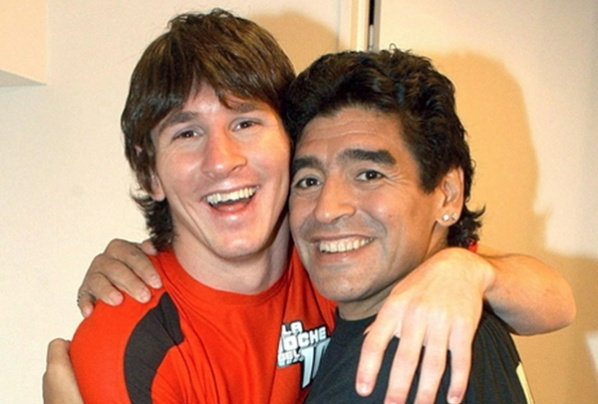 Maradona and Messi - the dream Tandem became reality?