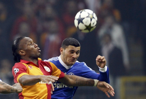 "UEFA dismiss the appeal of Schalke in the case ""Drogba"""