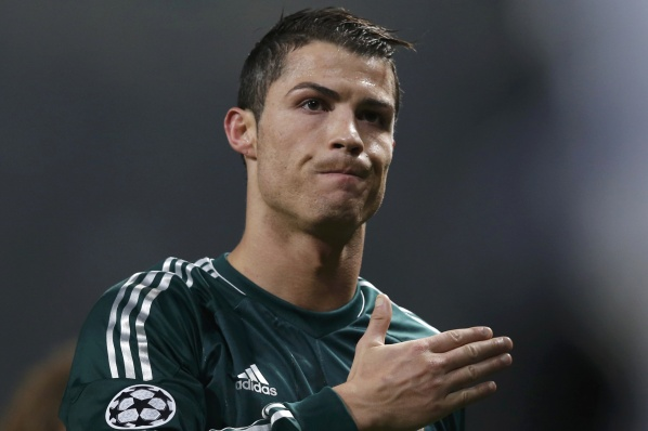 Ronaldo: I'm happy, but I feel sorry for Manchester United