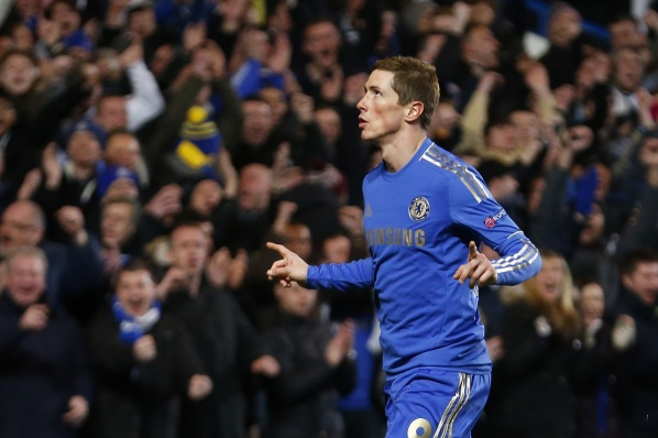 Chelsea overcame Steaua, Torres recorded a goal, broken nose and a missed penalty kick