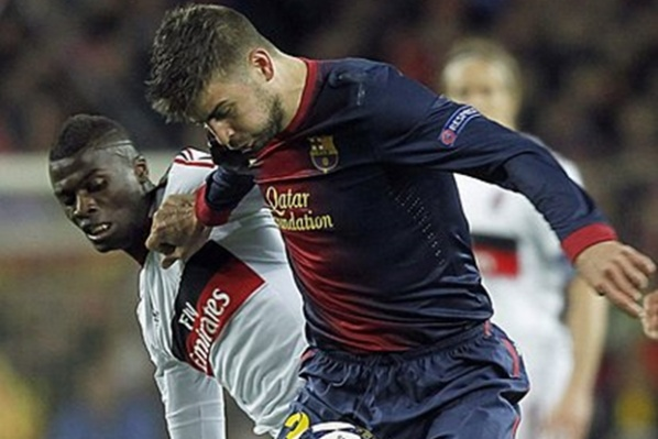 Pique: I am not interested in the draw, I want to be champion