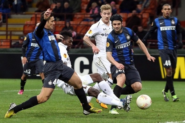 Inter pursued for racist insults to Adebayor