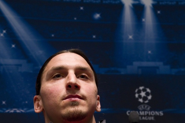 Zlatan: Our chances are equal