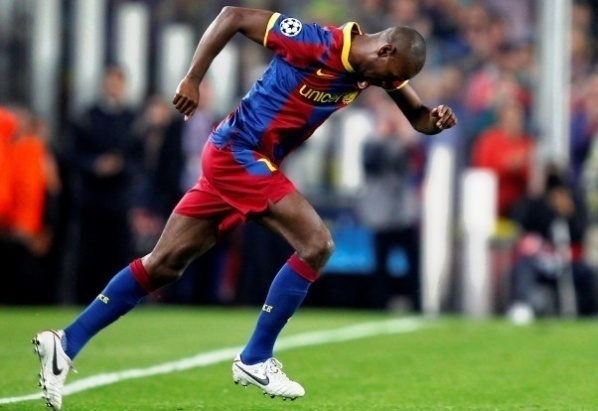 Abidal returns to the game against Mallorca