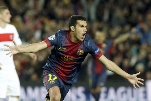 Pedro Rodriguez: Messi change the game