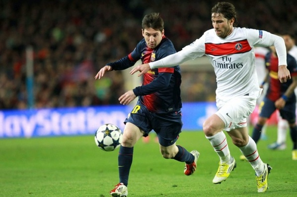 Messi with a new injury, he passed and doping test after the match
