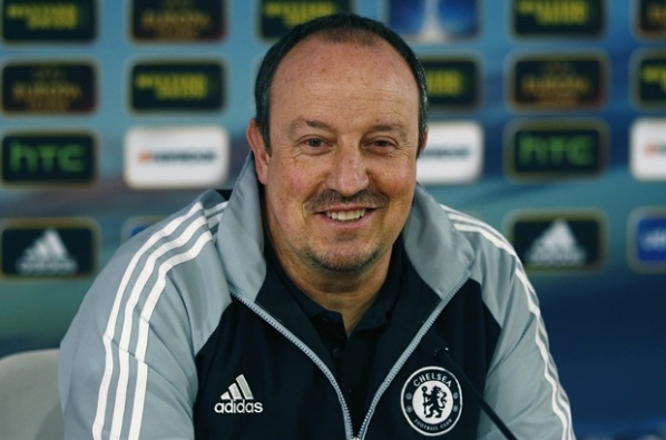 The satisfied Benitez: We did a professional job