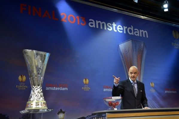Fenerbahce - Benfica, and Basel - Chelsea in Europa League