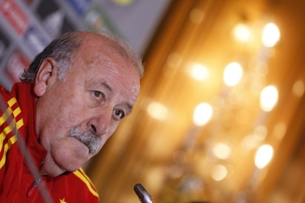 Del Bosque: Everyone wants El Clasico in the final in the Champions League