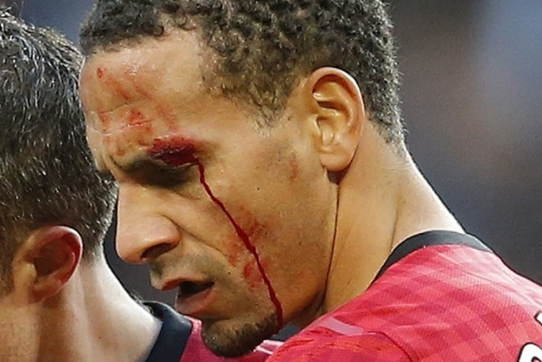 Rio Ferdinand ended with England's national