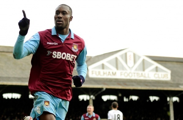 Carlton Cole left West Ham
