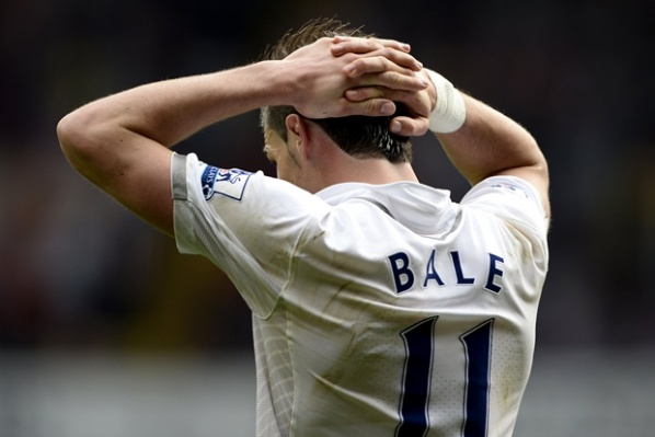 Bale: We should try to get in the top 4 next season