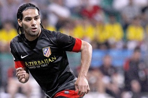Falcao signed for five years with Monaco according to Marca