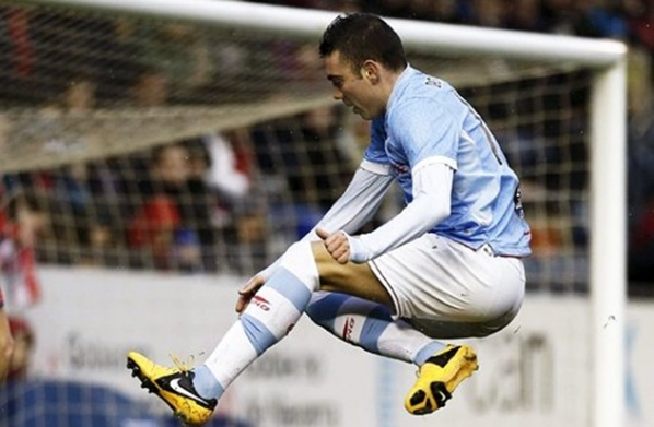 Liverpool draws within hours Iago Aspas