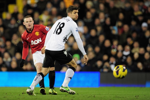 United did not give up from their valuable player - Rooney