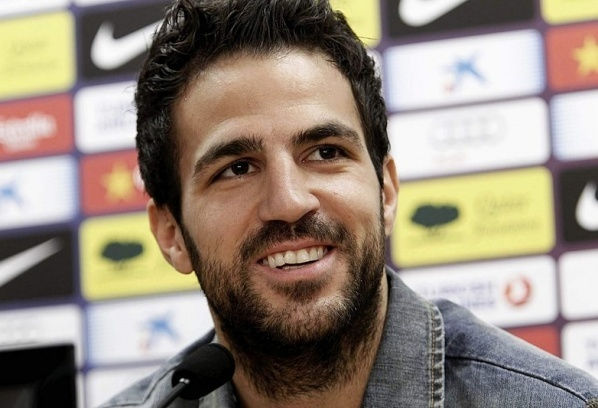 Fabregas: The information that I'm leaving is absolute nonsense