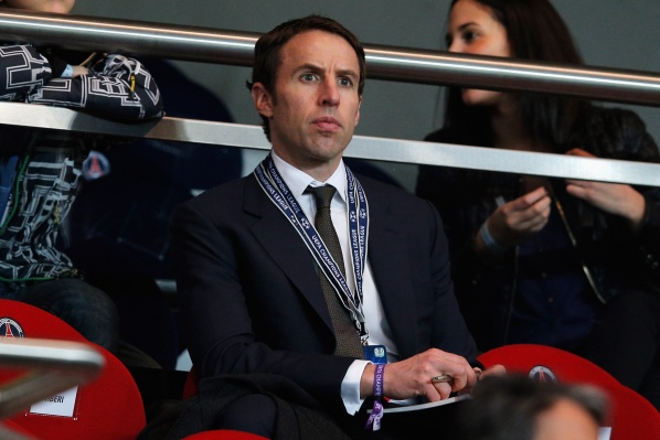 Gareth Southgate is the favorite to replace Pierce