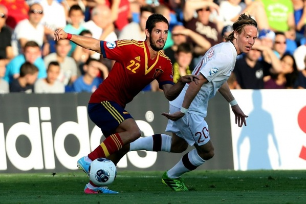 Real Madrid and Malaga on a meeting for Isco