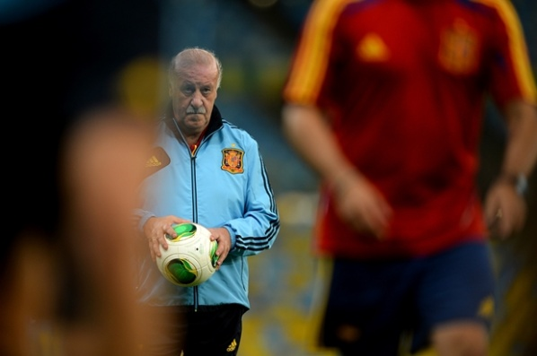 Del Bosque is the best coach in the history of Spain, according to the fans
