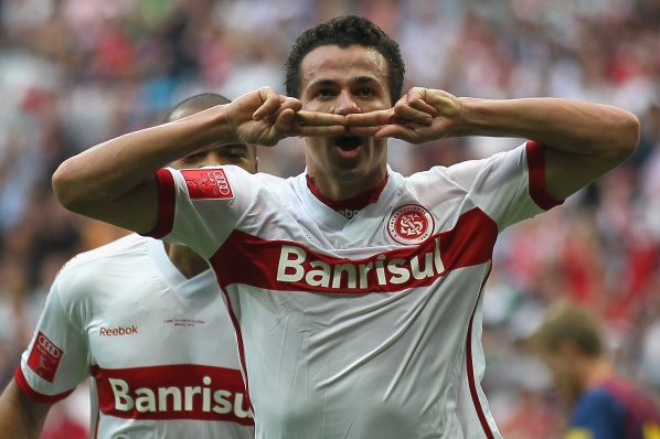 Internacional refused 18 million for Damiao