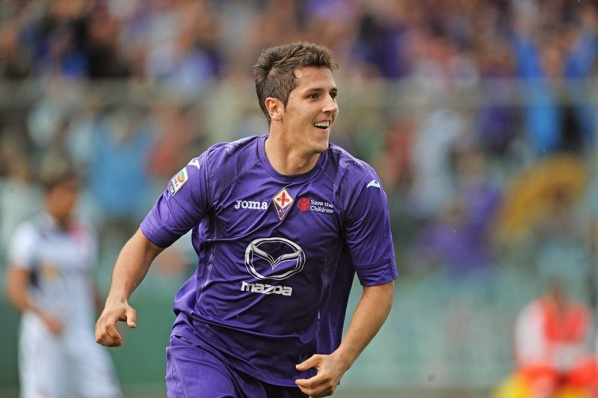 Stevan Jovetic step away from transfer to Manchester City
