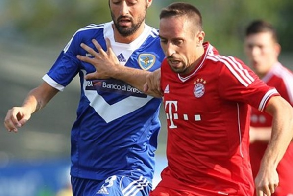 Ribery: Bayern had the strength to win everything again