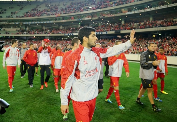 BBC: Liverpool allowed to Suarez to negotiate with Arsenal