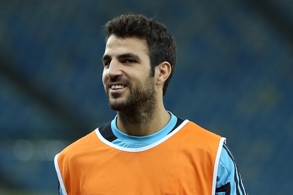 Fabregas: I'm ready for United