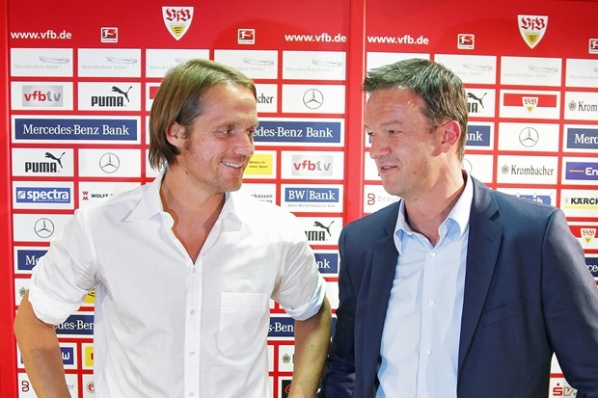Stuttgart appointed Thomas Snyder as a coach
