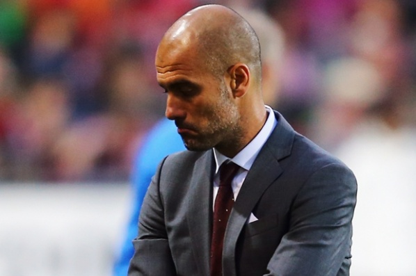 "Guardiola saw ""step forward"" in the draw with Freiburg"