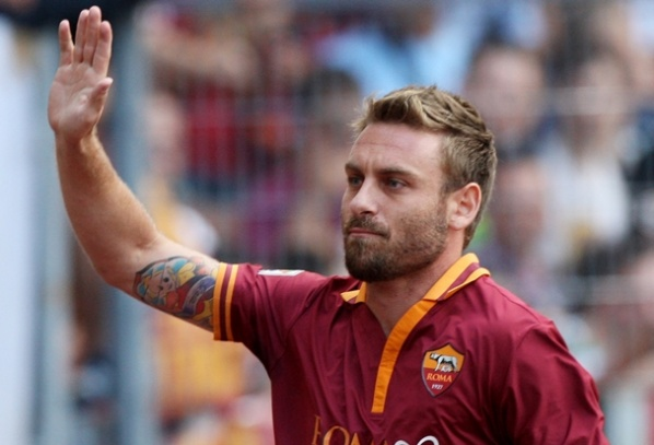 Roma: De Rossi is not for sale