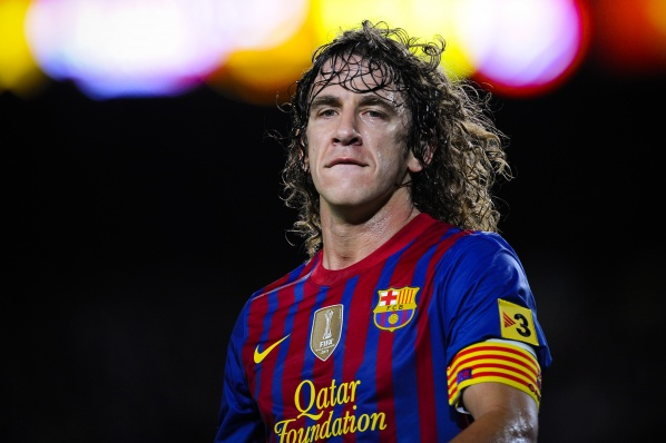 Zubizarreta: We'll be stronger when Puyol returns to the game