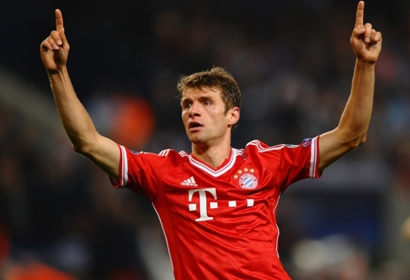 Thomas Muller: We play football, which makes us happy