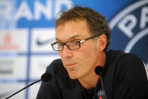 Laurent Blanc heaped with praises Zlatan Ibrahimovic