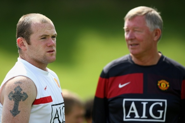 Ferguson: Rooney really wanted to leave
