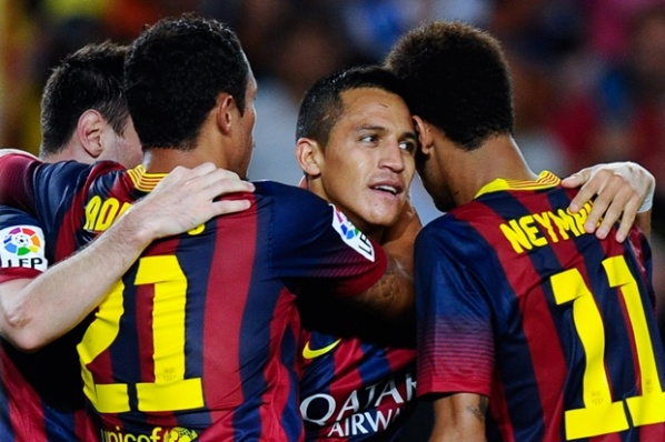 Alexis: Villanova kept me in Barcelona