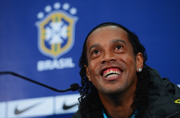 Ronaldinho: I wanted to finish my career in a team like PSG