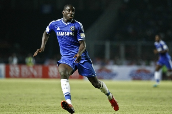 Demba Ba: It's hard to a reserve in Chelsea