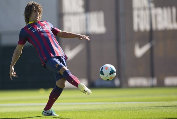 Carles Puyol is back in the game, Mascherano is also ready